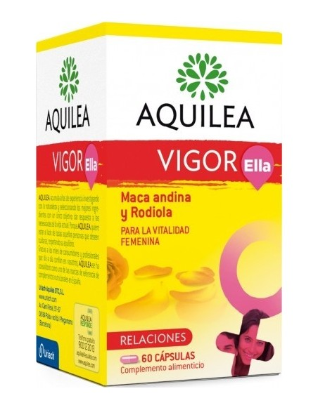 AQUILEA VIGOR ELLA 60 COMPRIMIDOS