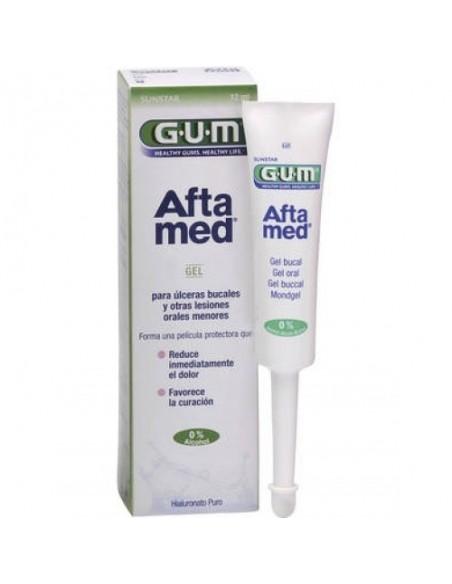 AFTAMED GUM GEL BUCAL 12ml