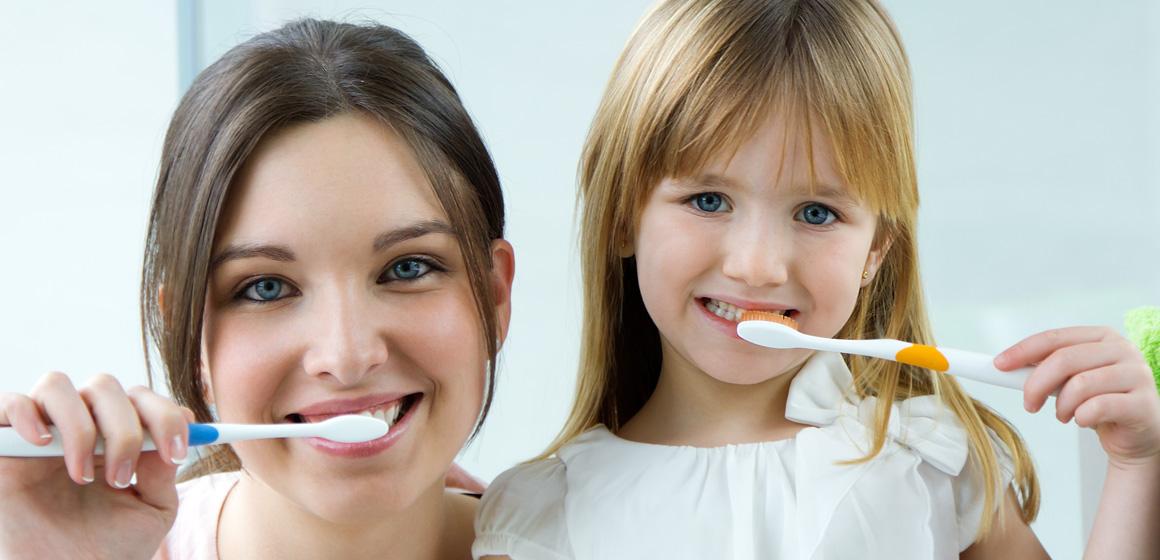 Consejos para la salud dental de los niños