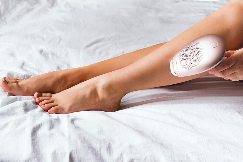 Eliminación del vello de tu piel