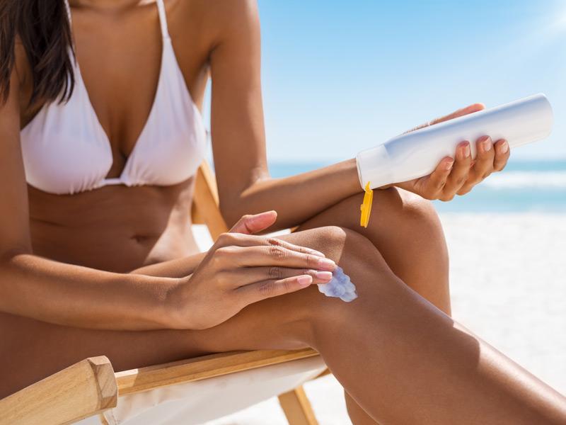 Por que utilizar protectores solares en verano