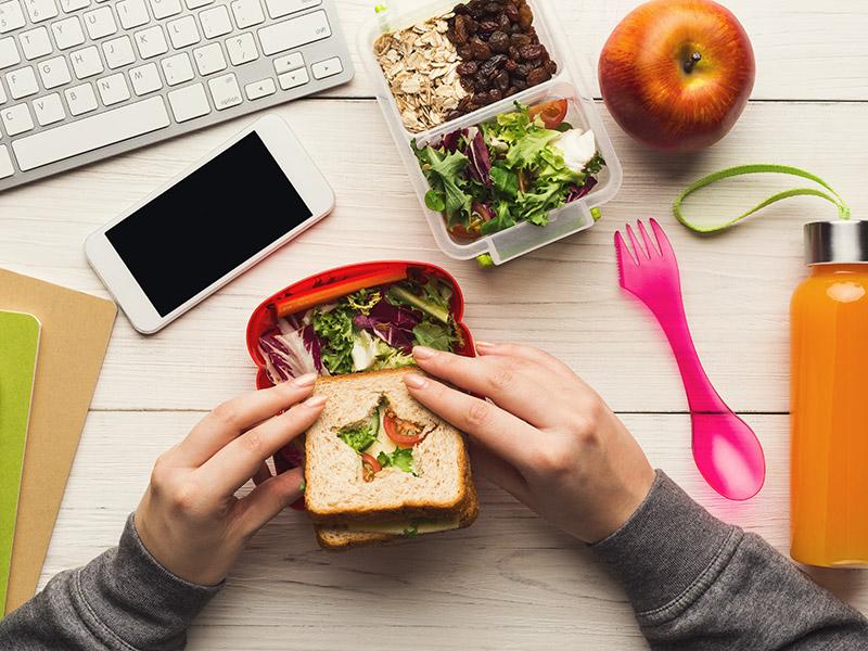 Perder peso sin pasar hambre